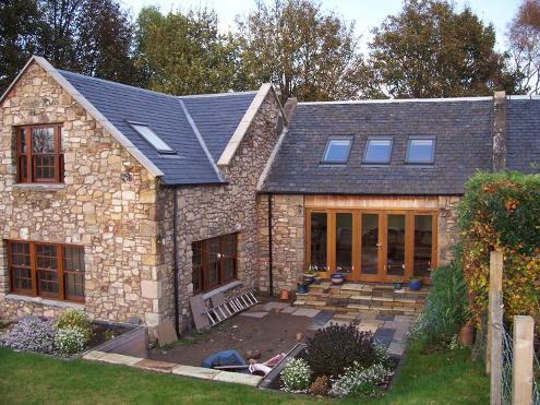 Steading conversion, Braehead